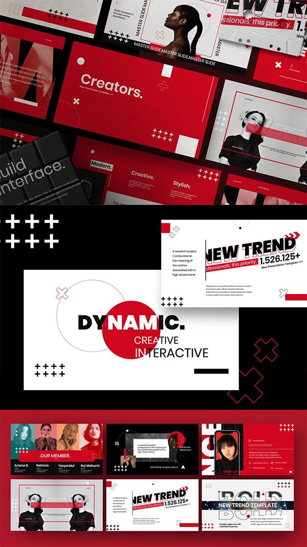 Creators Dynamic Powerpoint