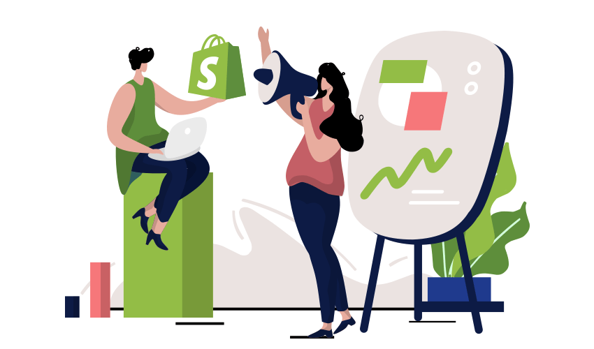 Setup a Shopify store