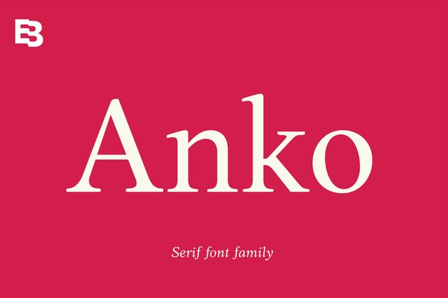 ank serif font envato elements similar to garamond roman classic classy old style