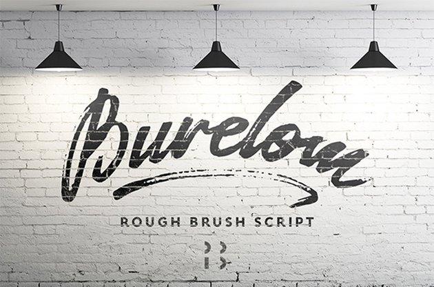 Burelom Font