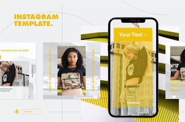 New Instagram Layout Template