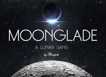 Moonglade Best Sans Serif Fonts Free