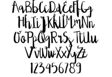 Hogart Free Elegant Wedding Font