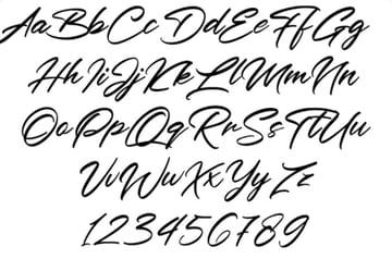 Outeris Free Wedding Font