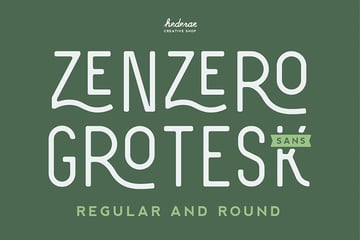 Zenzero Sans
