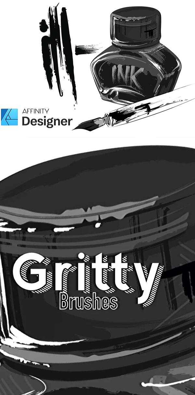 Ill-INK Affinity Designer Brushes