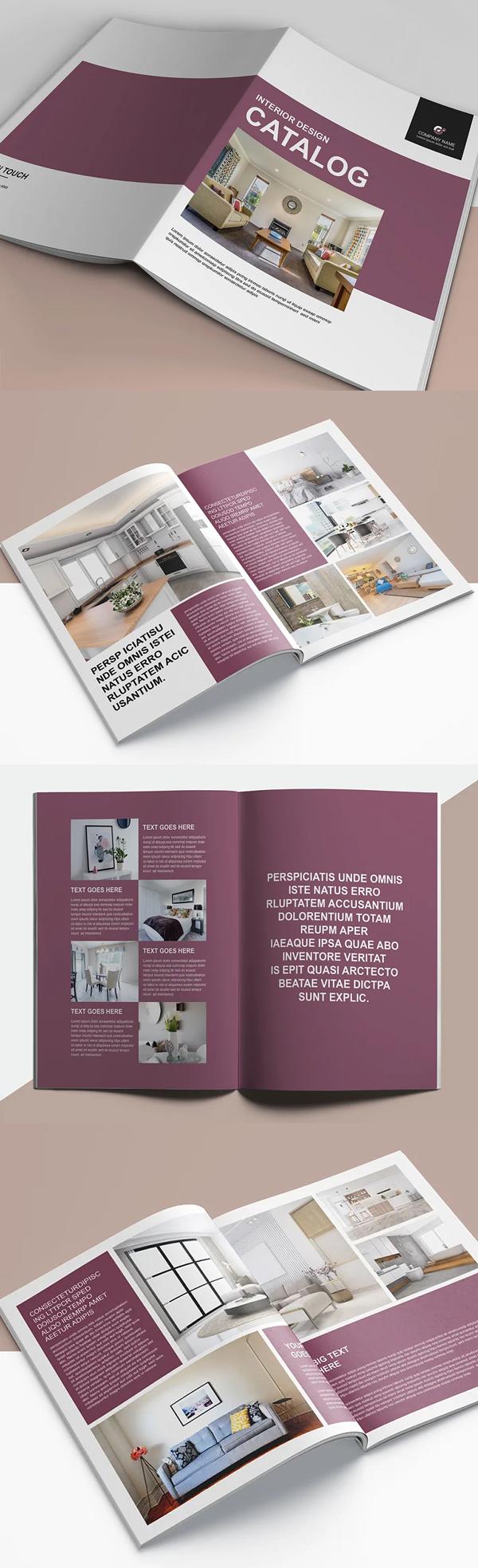 Interior Brochure | Catalog