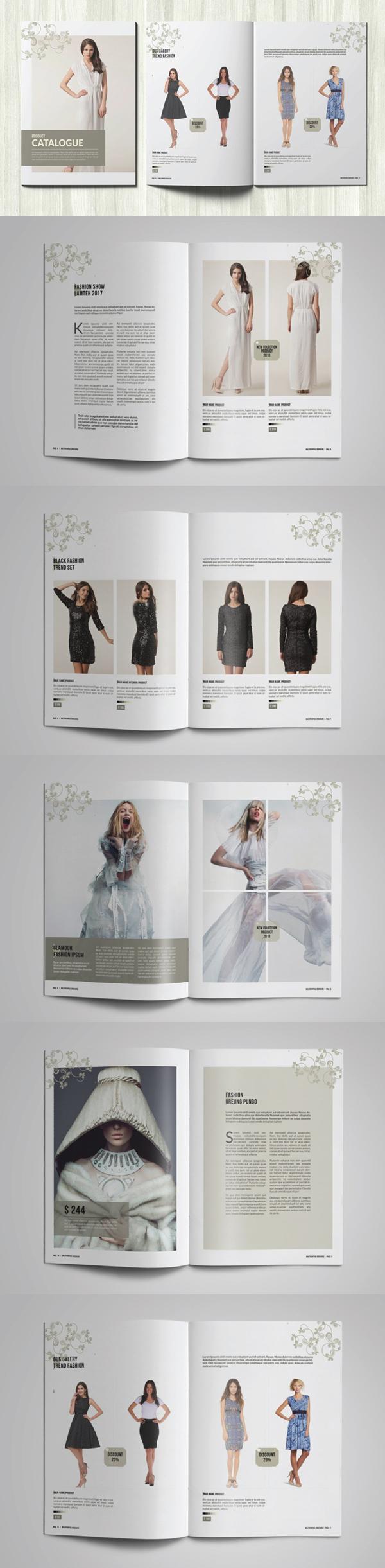 Product Catalogue / Brochure