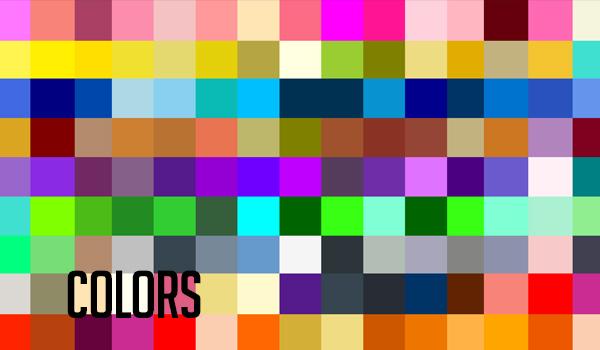 Colors Design Element