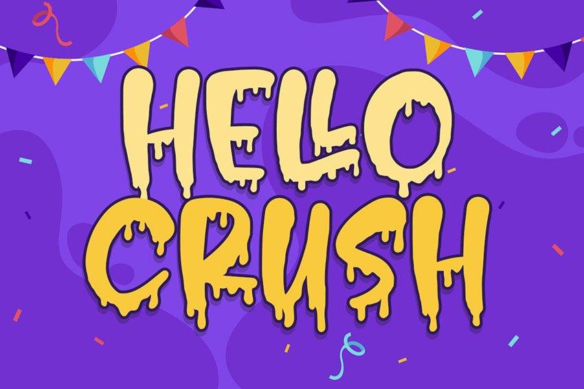 Hello Crush