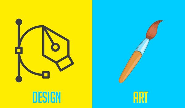 Design vs. Art