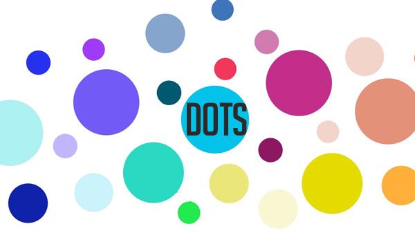 Dots Design Element