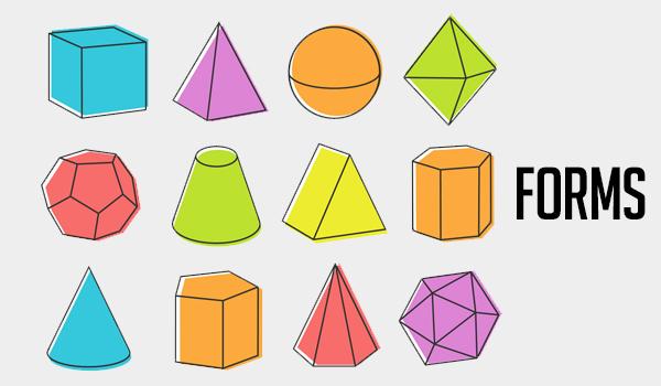 Forms Design Element