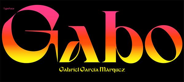GarciaMarquez Free Font