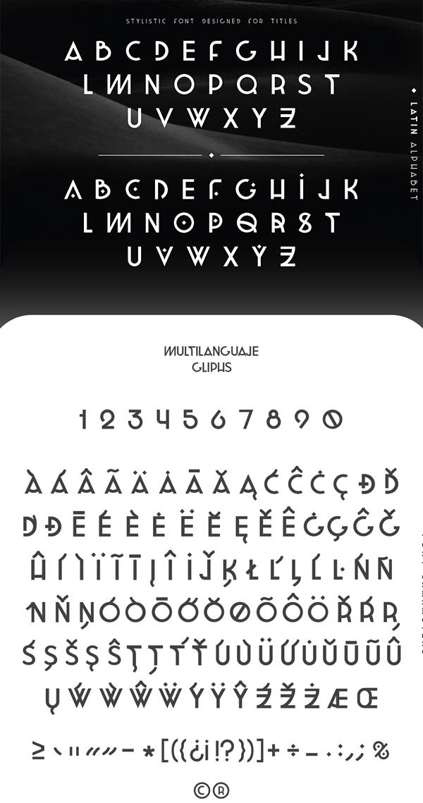 Kuban Pro Font