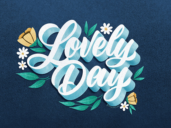 32 Remarkable Lettering and Typography Design for Inspiration - 10