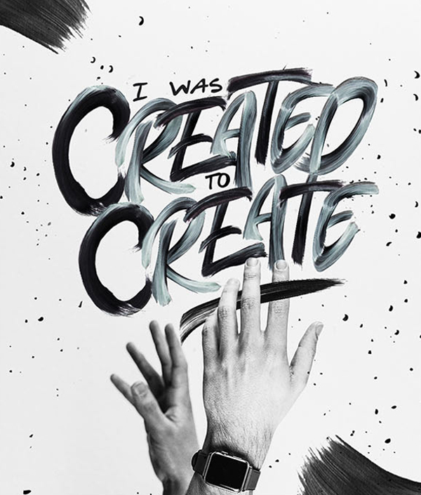 32 Remarkable Lettering and Typography Design for Inspiration - 21