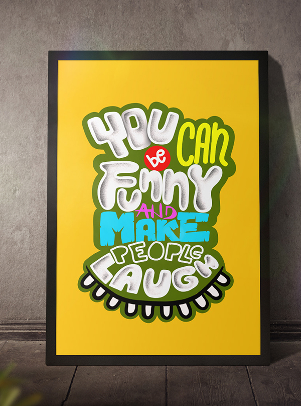 32 Remarkable Lettering and Typography Design for Inspiration - 31