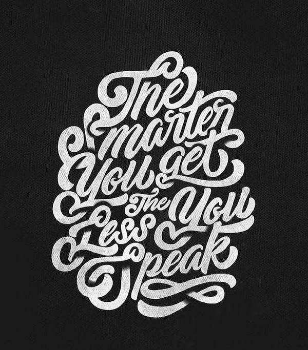 32 Remarkable Lettering and Typography Design for Inspiration - 32