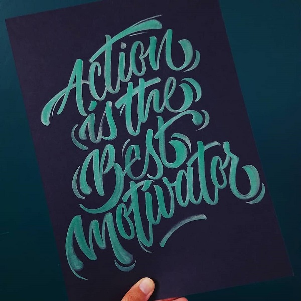 32 Remarkable Lettering and Typography Design for Inspiration - 4