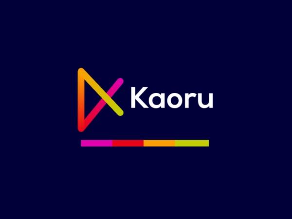 k modern logo   fashion logo by Freelancer Tanbir Free Font