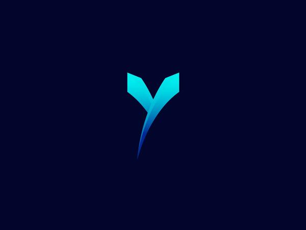 Creative Y Logo by Designer Farsi  Free Font