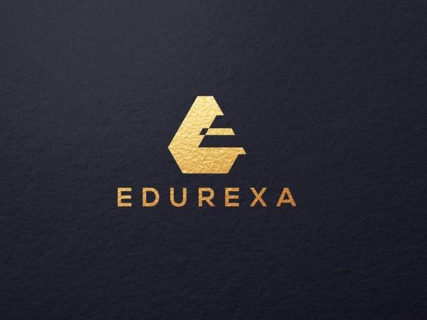 EDUREXA Logo Concept by ponuppo Free Font