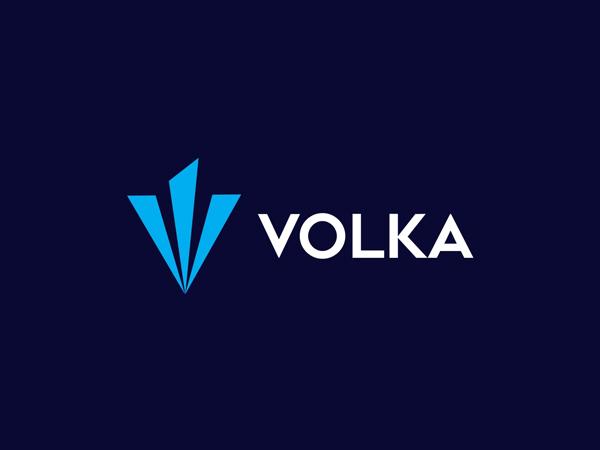 V Letter Logo Design by Rony Pa Free Font