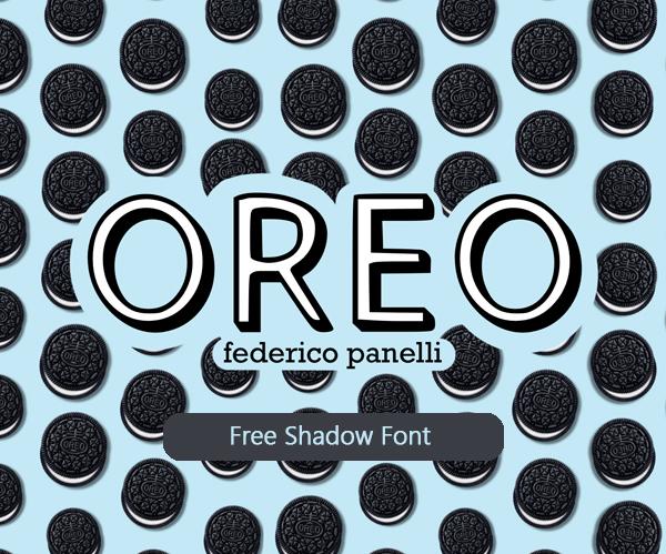 Oreo Free Font