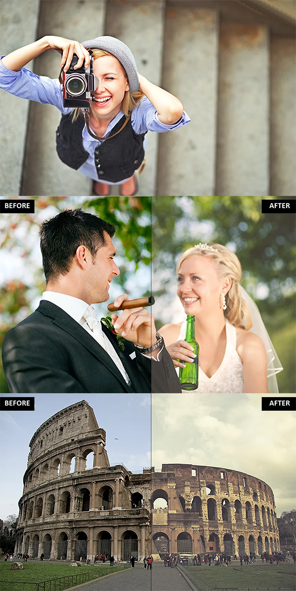 Photoshop Elements Actions