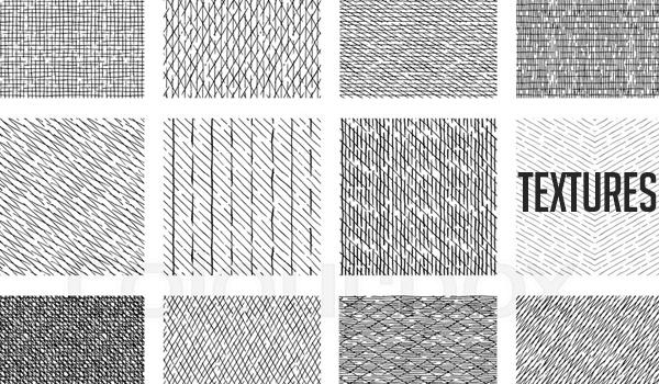 Textures Design Element
