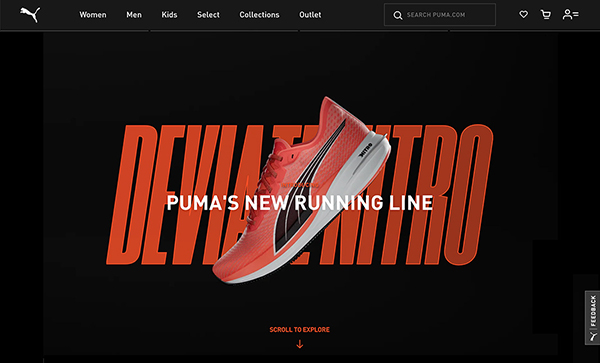 Award Winning Website Design Examples 2021 - 12