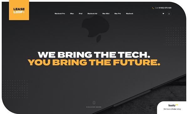 Award Winning Website Design Examples 2021 - 22