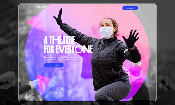 Award Winning Website Design Examples 2021 - 32