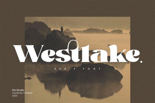 Westlake-Serif Font