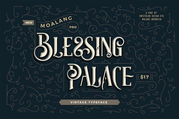 Moalang Pro + Ornaments