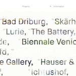 5 Uses of Outsized Typography in Web Design