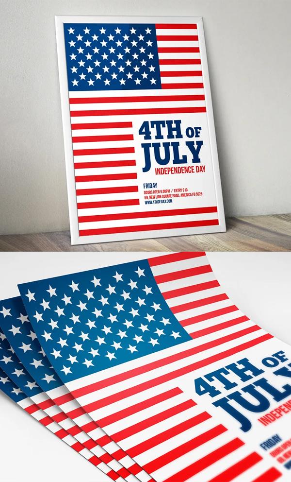 Best 4th of July Flyer