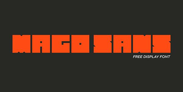 Mago Sans Free Font