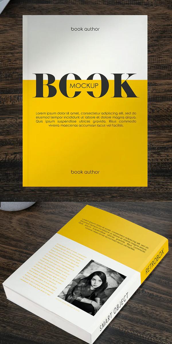 Best Book Mockup