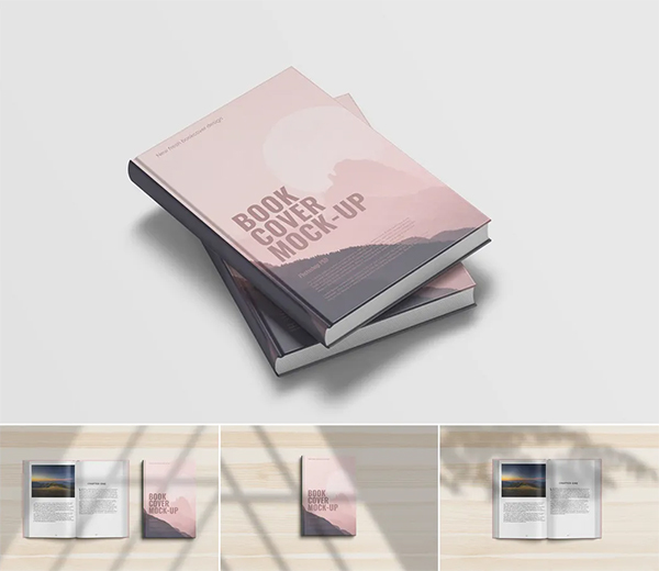 Awesome Best Book Mockup