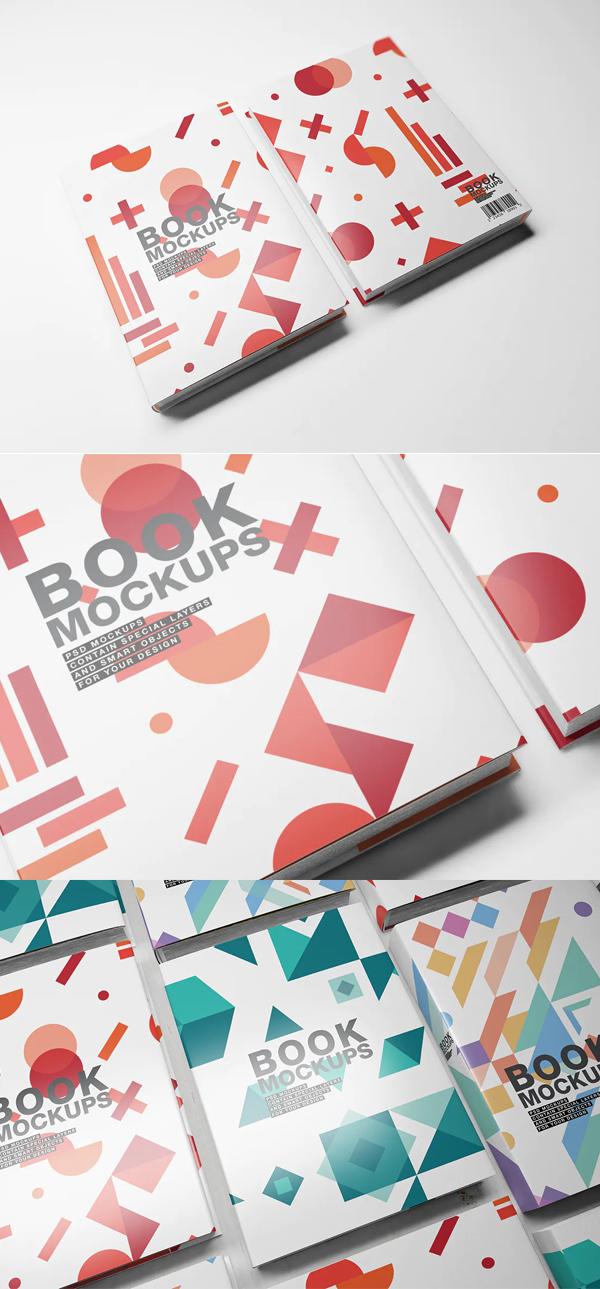 Creative Perfect Book Mockup