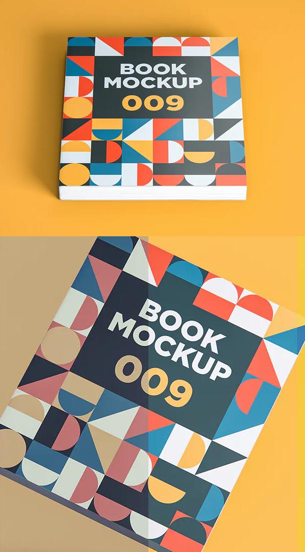 Awesome Book Mockup