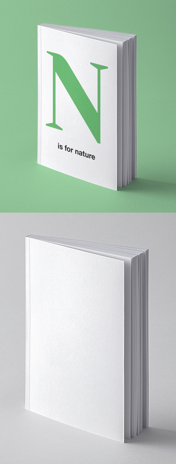 Free Book Perspective Mockup Template Free Font
