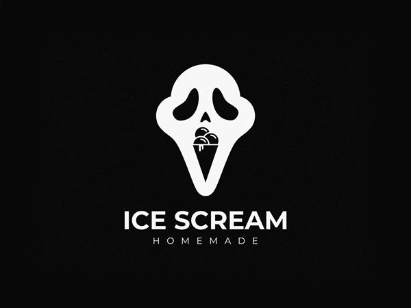 ice Cream Logo Design