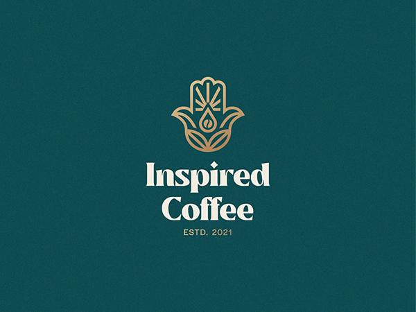 Inspired Coffee Logo Design