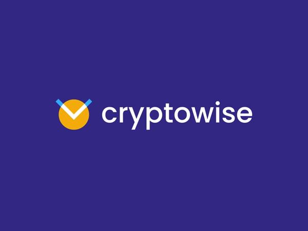 Cryptowise Logo Design