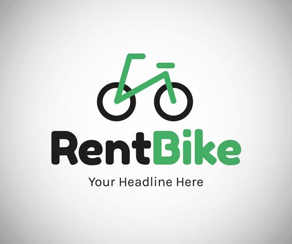 Rent Bike Logo