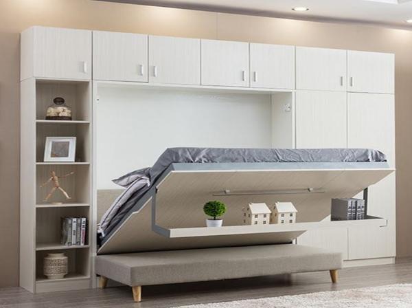 Modern House Storage Space
