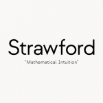 Strawford: Free neo-geometric font